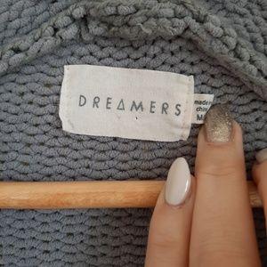 Anthropologie Sweaters - Anthropologie Dreamers distressed cardigan medium